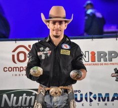 Afonso Júnior é o campeão do Rio Preto Country Bulls 2019
