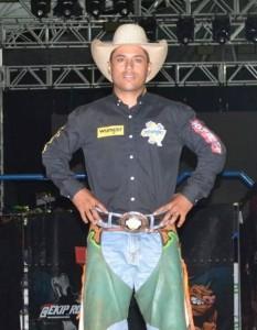 Luiz Humberto de Souza - Campeão Arapoti-PR (Foto - Rudinei Rozetinha)